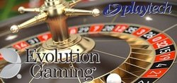 evolution gaming  example of